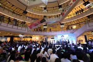 3 เวที พลังเครือข่ายระดับประเทศ มือคนไทย…ร่วมสร้างการเปลี่ยนแปลง
