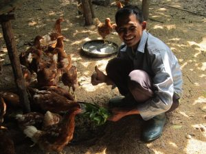 โครงการกองทุนนวัตกรรมเกษตรอินทรีย์แก้จน