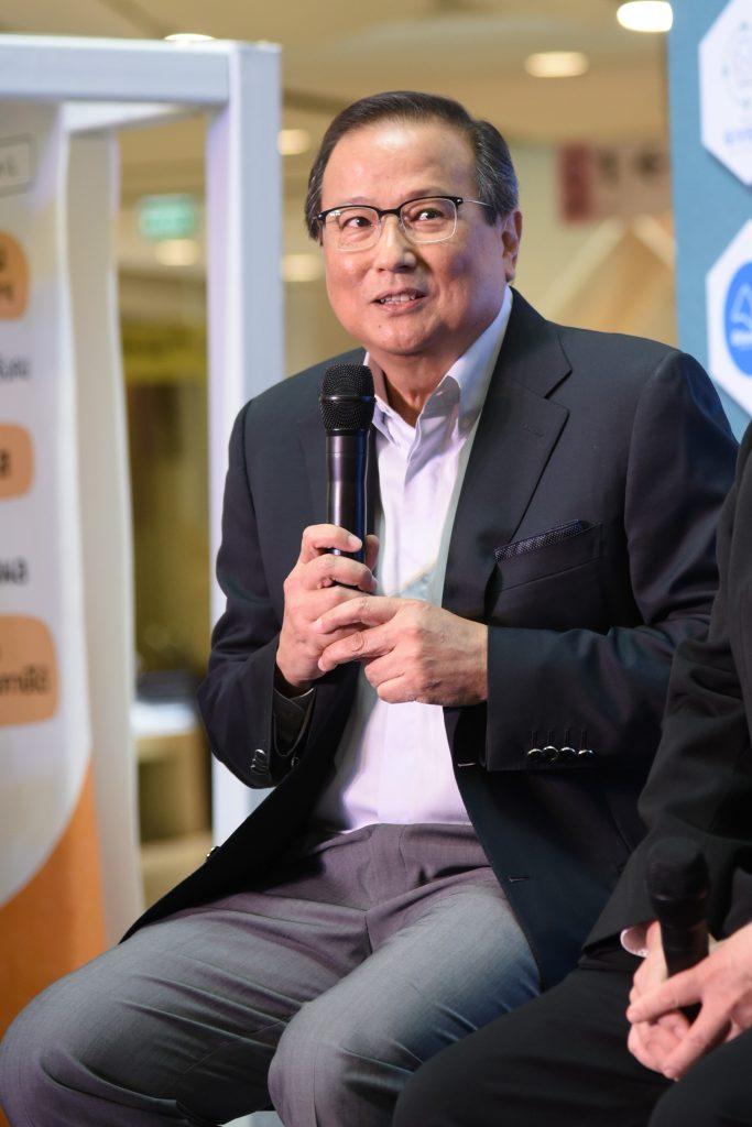 คุณวิเชียร พงศธร ประธานกรรมการมูลนิธิเพื่อคนไทย